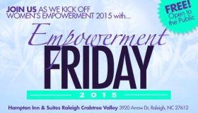 Empowerment Friday