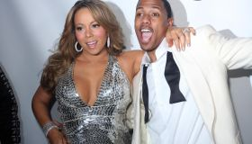 Mariah Carey & Nick Cannon Host New Years Eve At M2