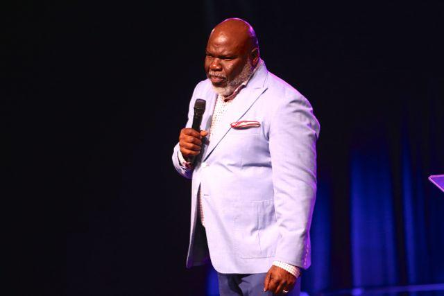 Bishop T.D. Jakes at Women's Empowerment