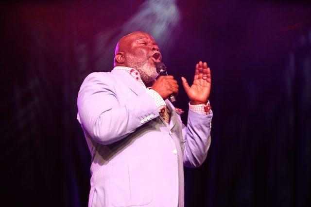TD Jakes at Women's Empowerment