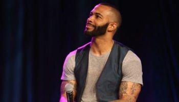 Omari Hardwick DL photo