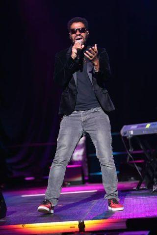 Eric Benet Performs at Women's Empowerment