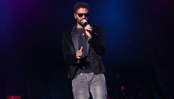 Eric Benet Performs at Women's Empowerment