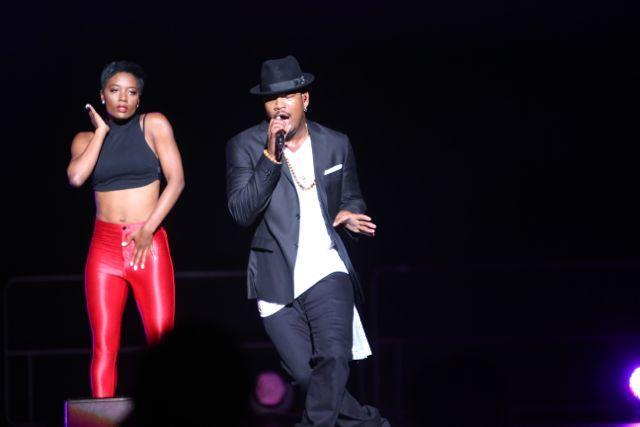 Ne-Yo Performs At Women's Empowerment