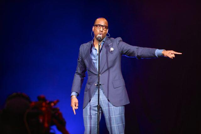 Isaac Carree Performs At Women's Empowerment