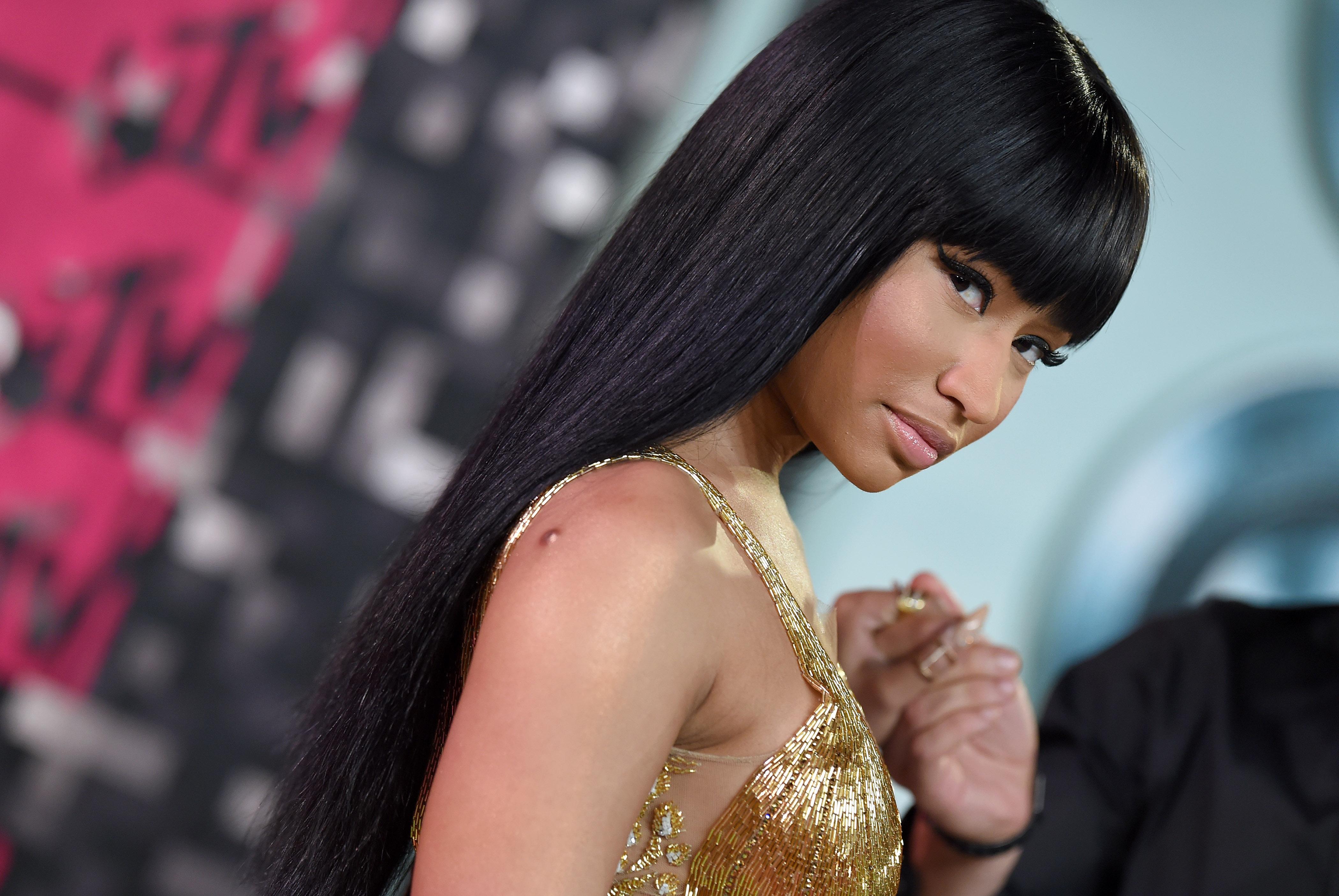 Nicki Minaj Sex Tape Hits The Net | Foxy 107.1-104.3