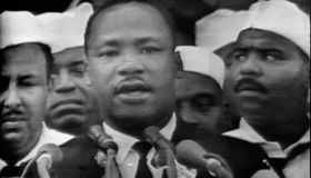 Martin Luther King Jr. Delivers 'I Have A Dream' Speech, 1963