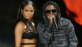 Christina Milian Lil Wayne
