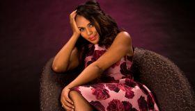 LOS ANGELES, CA - JUNE 10, 2014 - Emmy award contender Kerry Washington of TV series 'Scandal' photo
