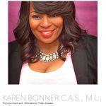 Women's Empowerment Seminar Speaker Photos and Logos