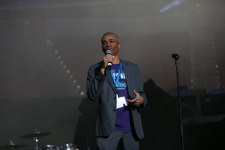 Jerry Smith at Women's Empowerment 2016