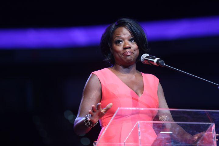 Viola Davis at Women's Empowerment 2016