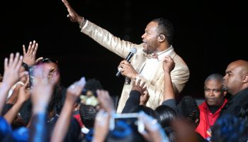 Jaheim at Women's Empowerment 2016