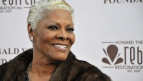Singer Dionne Warwick arrives for the op