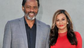 thumbnail - Tina Knowles & Richard Lawson celebrate Ebony cover
