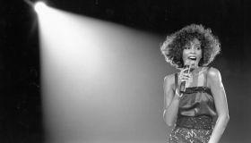 Whitney Houston Performing