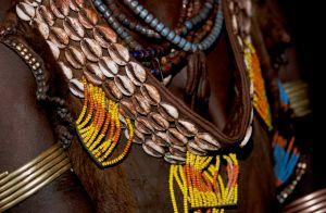 Hamar women adornments