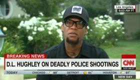 DL Hughley CNN Screenshot