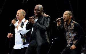 Earth, Wind & Fire Perform At Moon and Stars Festival In Locarno