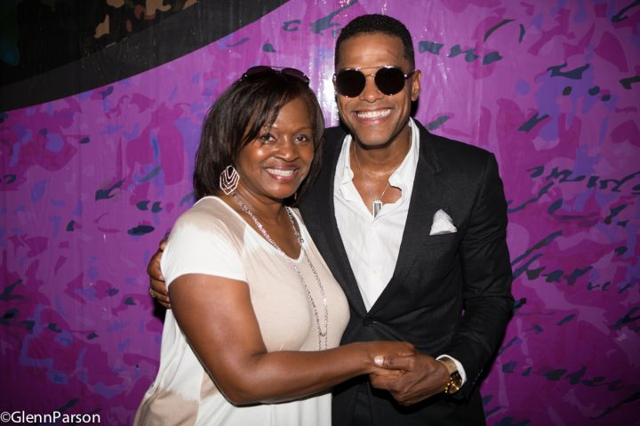 Maxwell and Fantasia Concert at Red Hat 2016