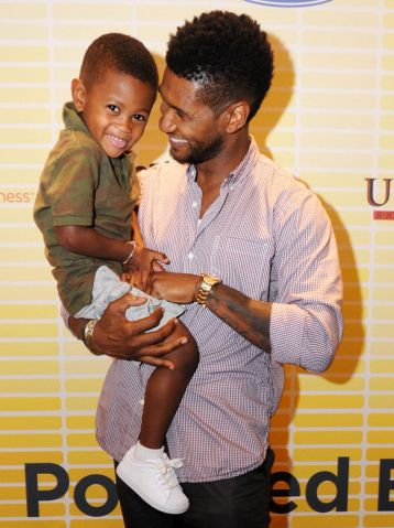 Usher's New Look Foundation - World Leadership Conference & Awards 2011 - Day 2