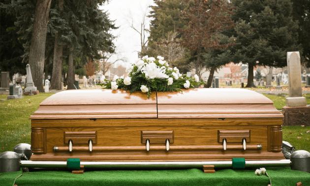Coffin