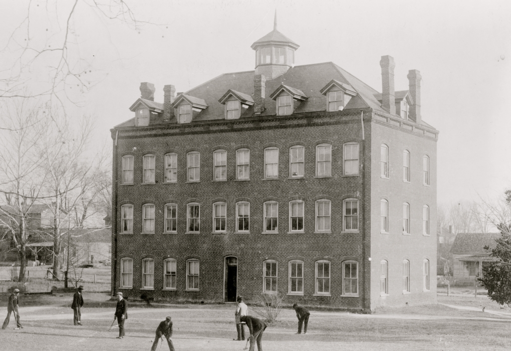 Shaw University, Raleigh, N.C. - medical dormitory