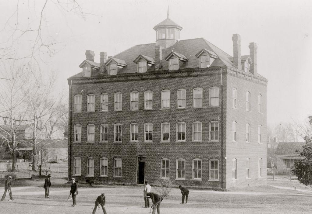 Shaw University, Raleigh, N.C. - medical dormitory