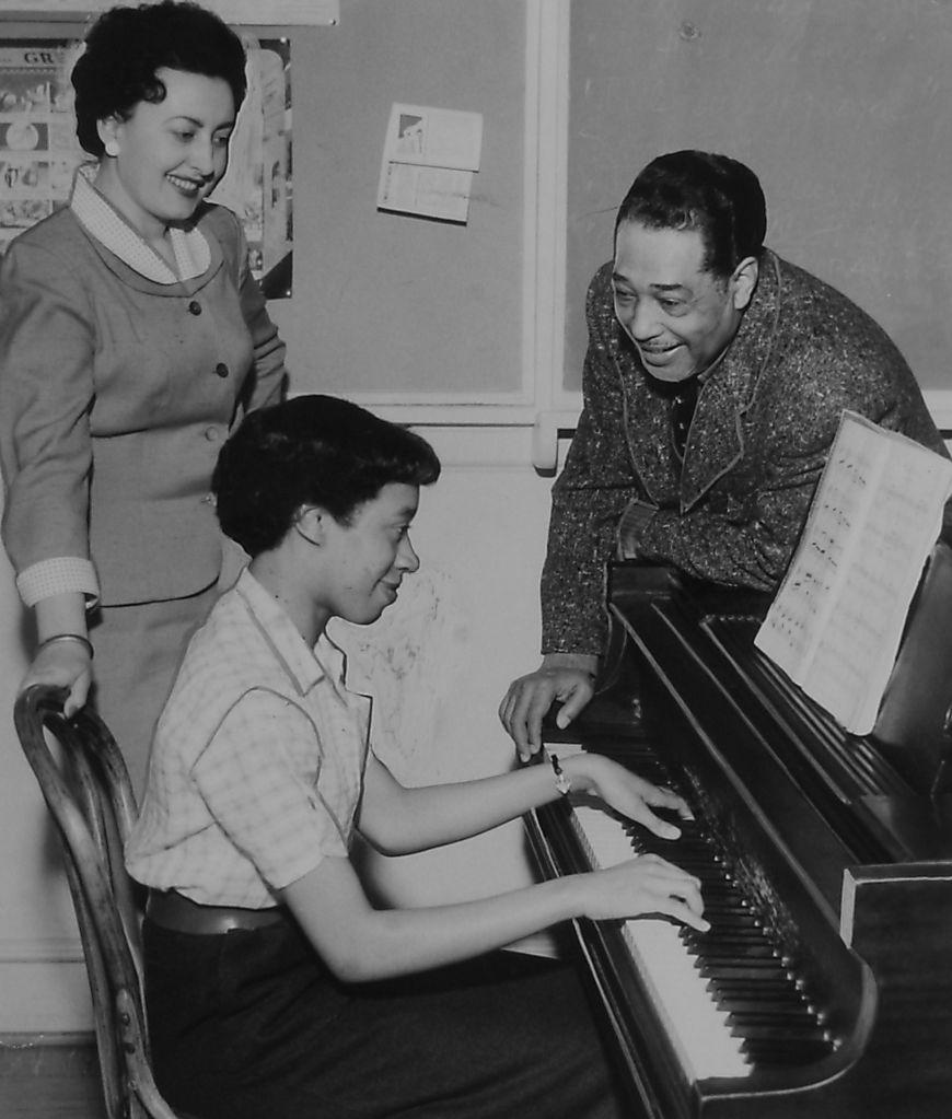 A Teacher, Duke Ellington