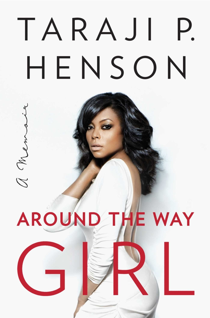 Taraji P. Henson Book Cover