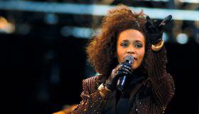 Whitney Houston at Nelson Mandela Freedom Concert