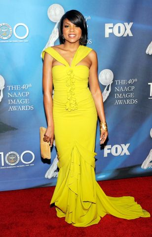 CELEBS ATTEND THE 40TH NAACP IMAGE AWARDS IN LA