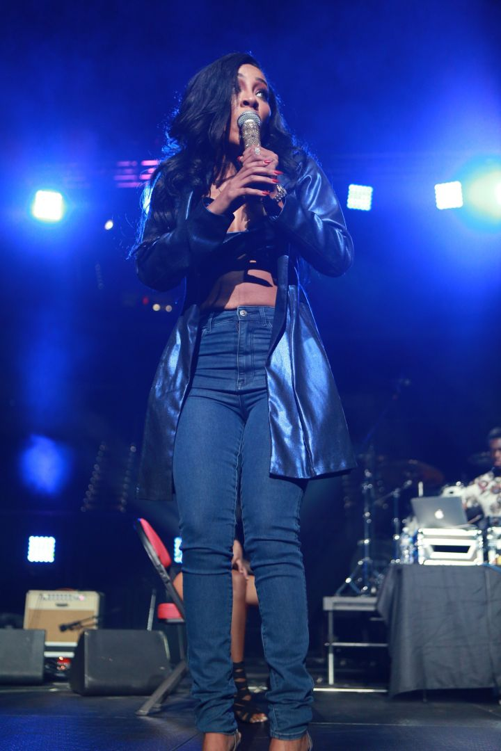 WE 2017: K. Michelle Rips The Stage!