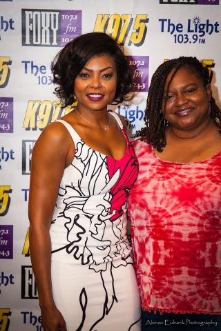Women's Empowerment - Taraji P. Henson Meet & Greet