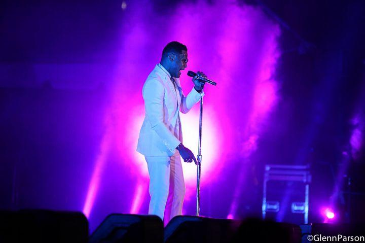 Maxwell Concert – Raleigh
