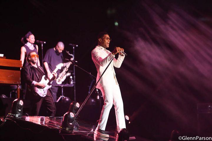 Maxwell Concert - Raleigh