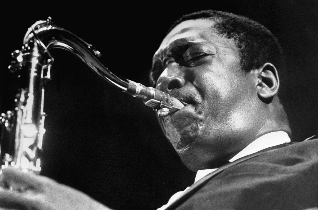 John Coltrane in Performance