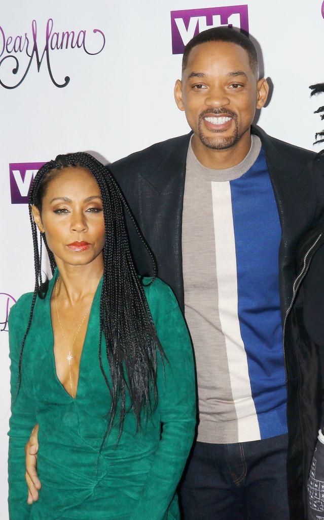 VH1's 'Dear Mama' Taping