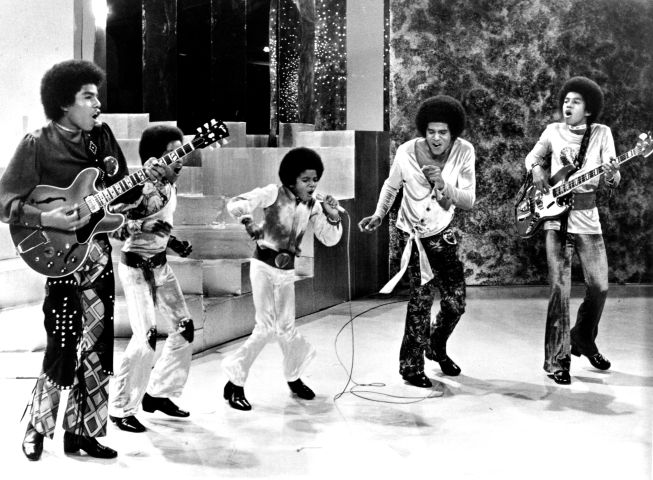 Jackson 5 Performing On TV Show