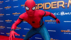 'Spiderman: Homecoming' New York First Responders' Screening