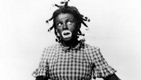 Garland In Blackface