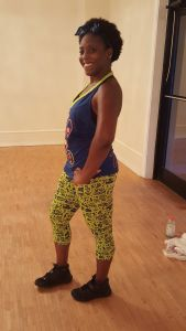 Healthy, Wealthy, & Wise - Zumba with Tameka Holmes