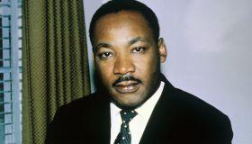 Reverend Dr. Martin Luther King Jr.