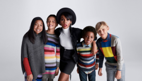 """Janelle Monae in 'Meet Me In the Gap"""" Holiday Campaign"""