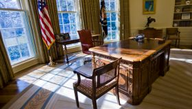 USA - Politics - Oval Office of President Obama