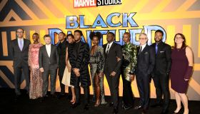 'Black Panther' European Premiere - VIP Arrivals