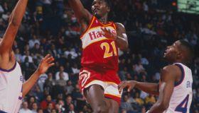Hawks v Bullets