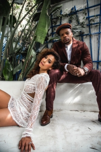 """Ricky Bell & Amy Correa Bell """"Gold"""""""