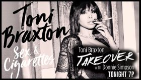 Toni Braxton/Donnie Simpson