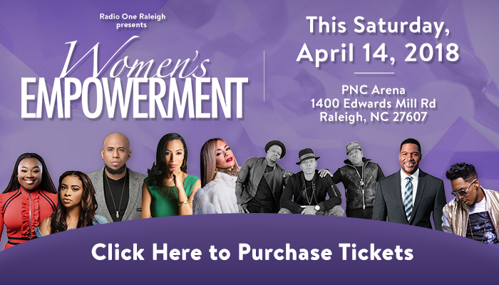 Women's Empowerment 2018 - Raleigh